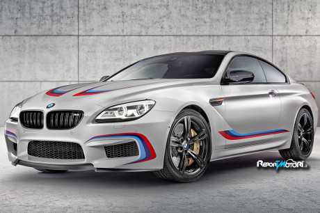 BMW M6 Coupé Competition Edition