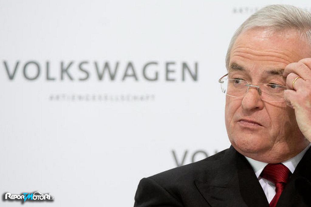 Il CEO del gruppo Volkswagen annuncia le sue dimissioni