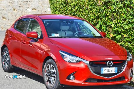 Nuova Mazda 2