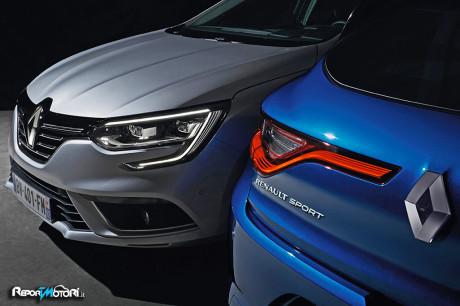 Nuova Renault Megane 2015