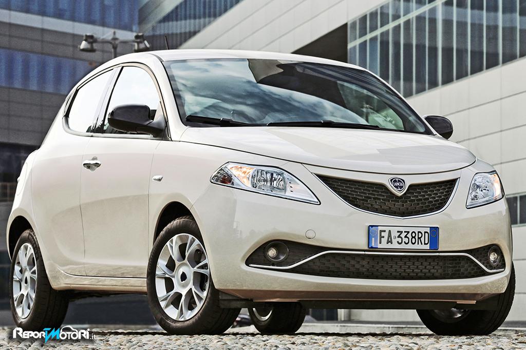 Nuova Lancia Ypsilon : eleganza e stile