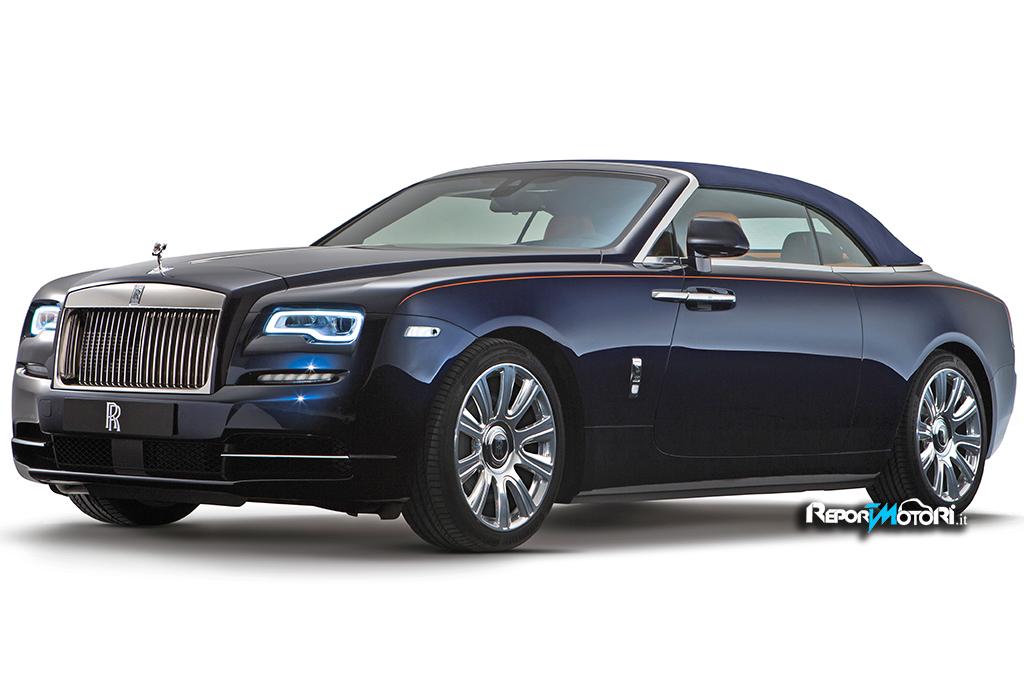 Rolls-Royce Dawn: nessun compromesso !