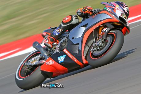 Stefan Bradl - Aprilia Racing Team Gresini