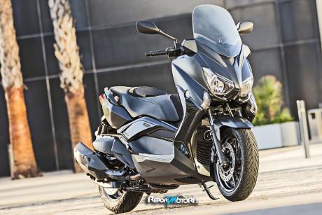 Yamaha X-Max Iron Max