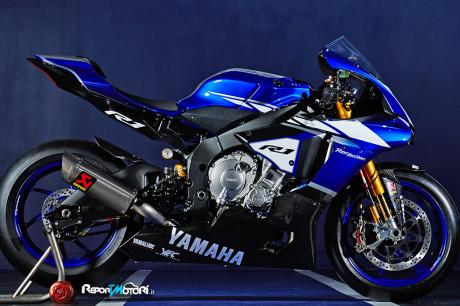 Yamaha YZF-R1 - SBK 2016