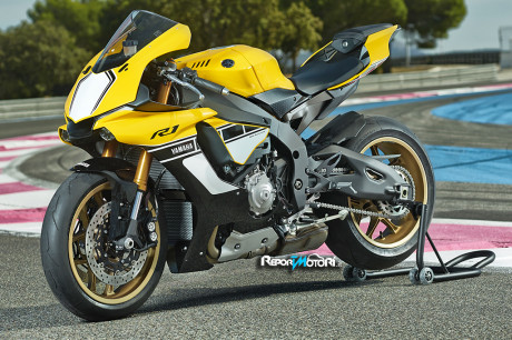 Yamaha YZF-R1M Special Edition