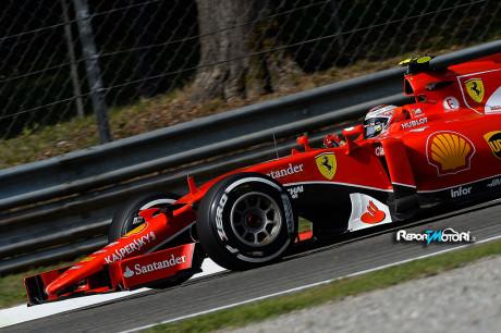Kimi Raikkonen - GP Italia - Monza 2015