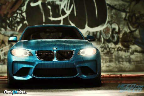 BMW M4 - Need for Speed