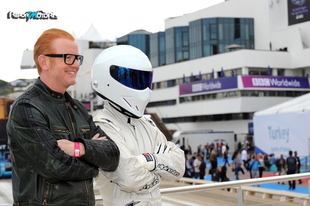 Chris Evans nuovo presentatore di Top Gear
