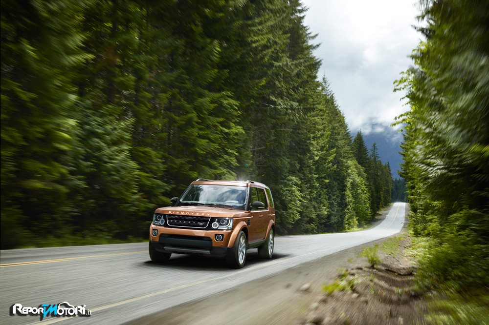 Land Rover Discovery Special Edition