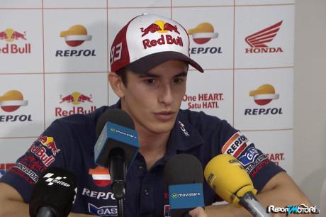 Marc Marquez - Sepang 2015