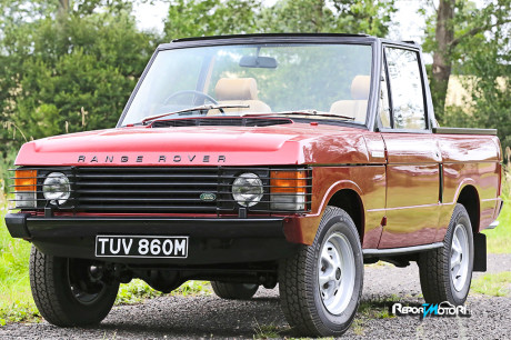 Range Rover Convertibile