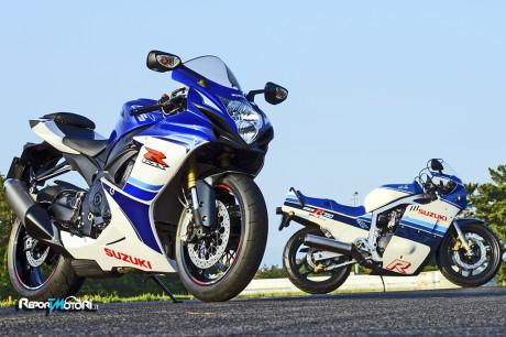30 anni di Suzuki GSX-R