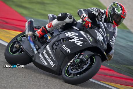Tom Sykes - Test Kawasaki ZX-10R 2016