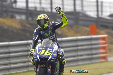 Valentino Rossi - Motegi 2015
