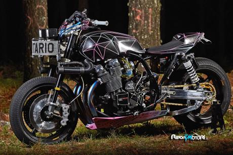 Yamaha XJR1300 Big Bad Wolf by El Solitario