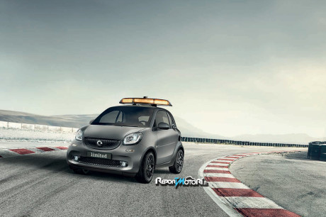 smart fortwo limited #1