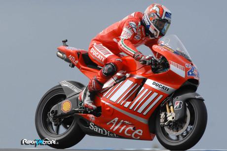 Casey Stoner - Ducati Team
