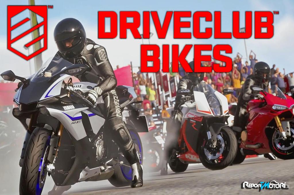 Driveclub disponibili nuovi contenuti gratuiti