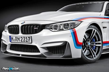 BMW M4 Coupé - Linea M Performance