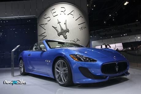 Maserati Model Year 2016