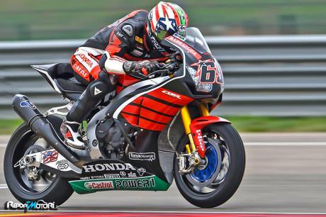 Nicky Hayden - Honda CBR1000RR SP