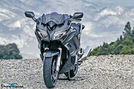 Nuova Yamaha FJR1300 2016