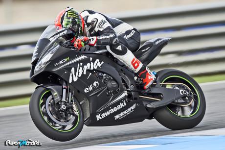 Tom Sykes - Test KRT - Jerez 2015