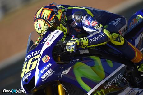 Valentino Rossi - Q2 - Valencia 2015
