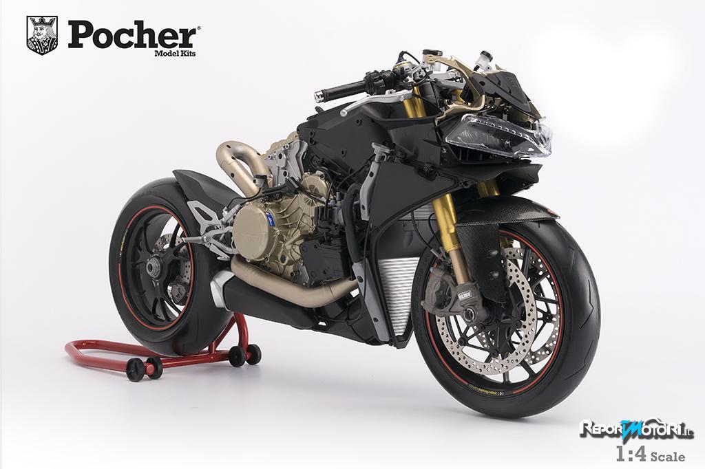 Modellino Ducati 1299 Panigale S