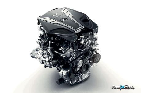 Infiniti V6 Twin-Turbo