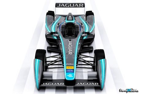 Jaguar FIA Formula E Championship