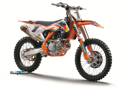 KTM 250 SX F Factory Edition 2016