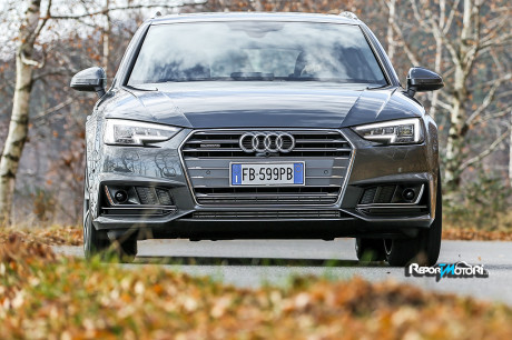Nuova Audi A4