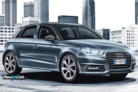 Audi A1 1.0 TFSI Admired