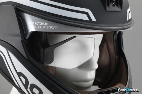 Casco con head-up display by BMW Motorrad