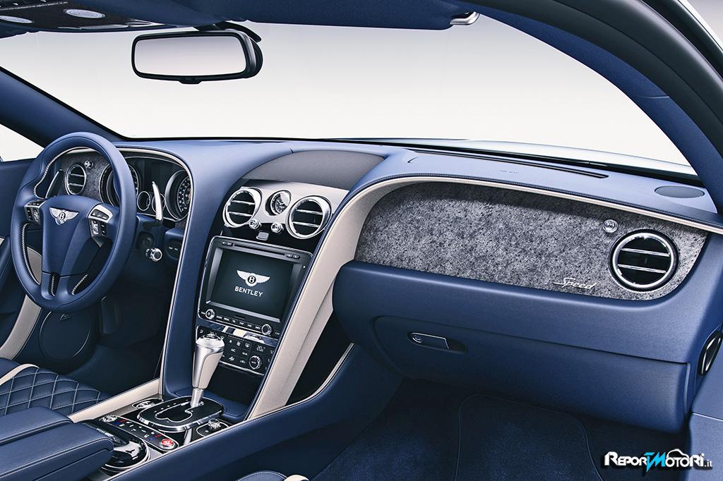 Da Bentley arrivano nuovi rivestimenti in pietra
