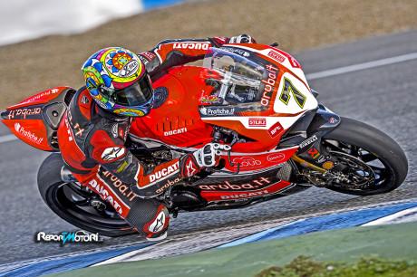 Chaz Davies - Ducati SBK 2016