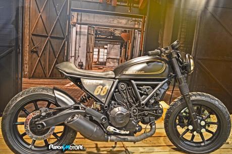 Ducati Scrambler Revolution