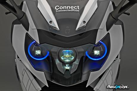 Fari laser BMW Motorrad