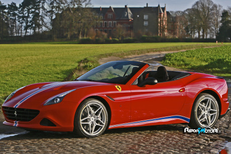 Ferrari California T Special