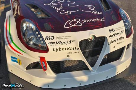 Giulietta Romeo Ferraris