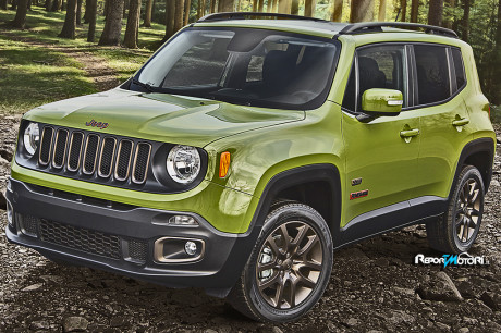 Jeep Renegade 75h Anniversary Edition