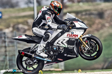 Jordi Torres - Althea BMW Racing Team