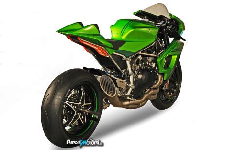 Kawasaki H2LD