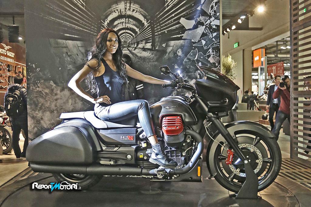 Motor Bike Expo 2016 – Moto Guzzi