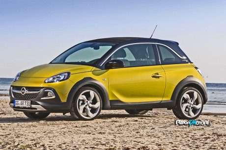 Opel Adam Rocks Unlimited