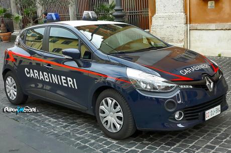 Renault Clio - Arma dei Carabinieri