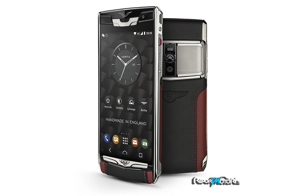 Smartphone Bentley by Vertu