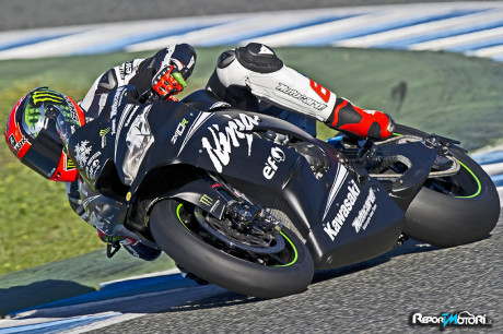 Tom Sykes - Kawasaki Racing Team